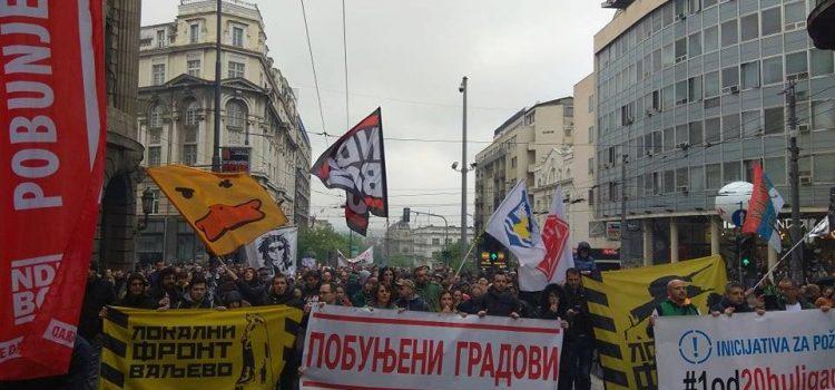 "GG ""Samo lokalno"" Bečej i zvanično članica Građanskog fronta"